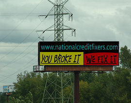 NCF Billboard